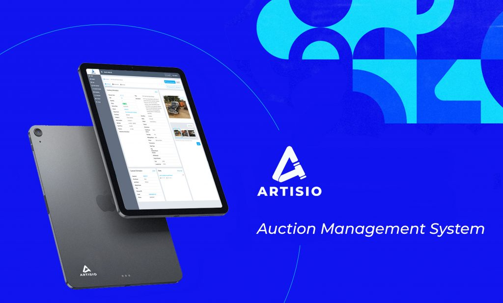artisio auction house software